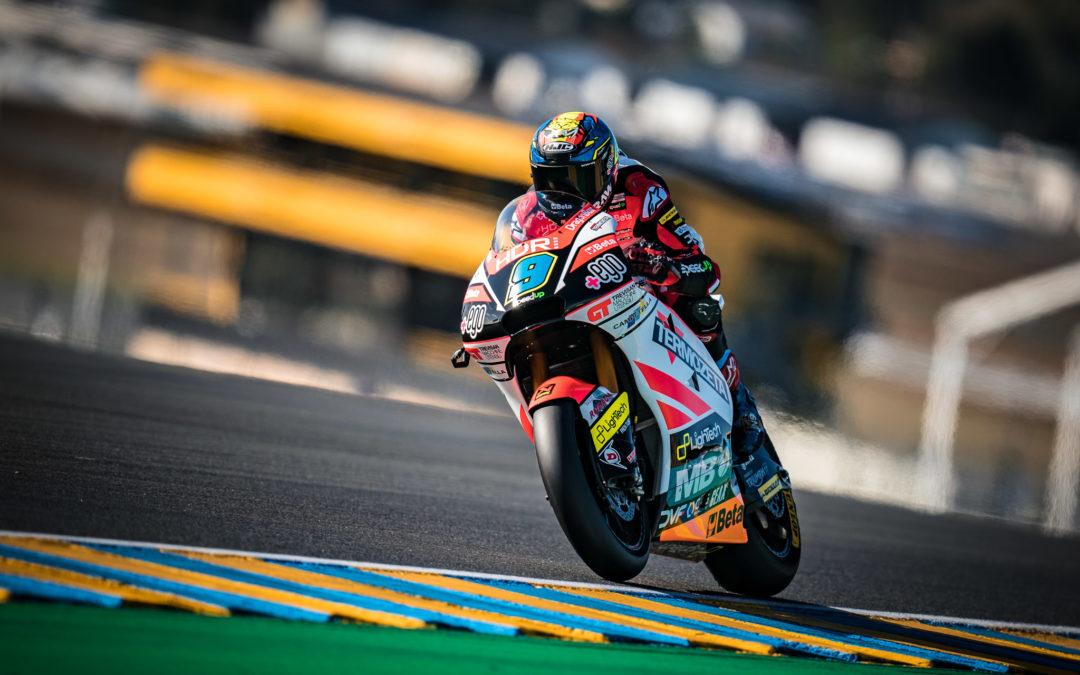 10-2020   FRANCE   Le Mans